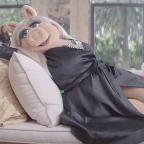 Miss Piggy QVC Moi Video
