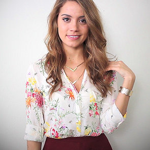 Tess Christine's Tips For Wearing Floral Prints