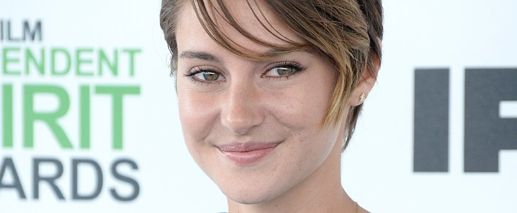 Shailene Woodley Is Becoming Our New Role Model
