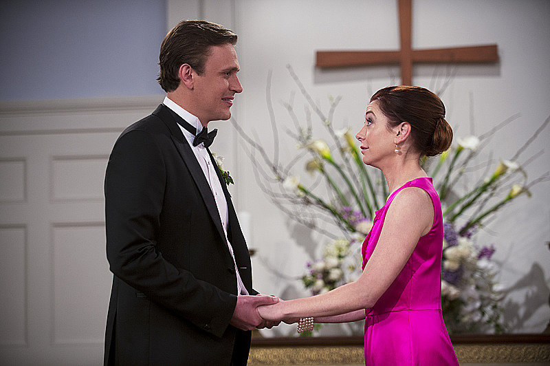 The renewal is just as sweet as the other big wedding of the episode.