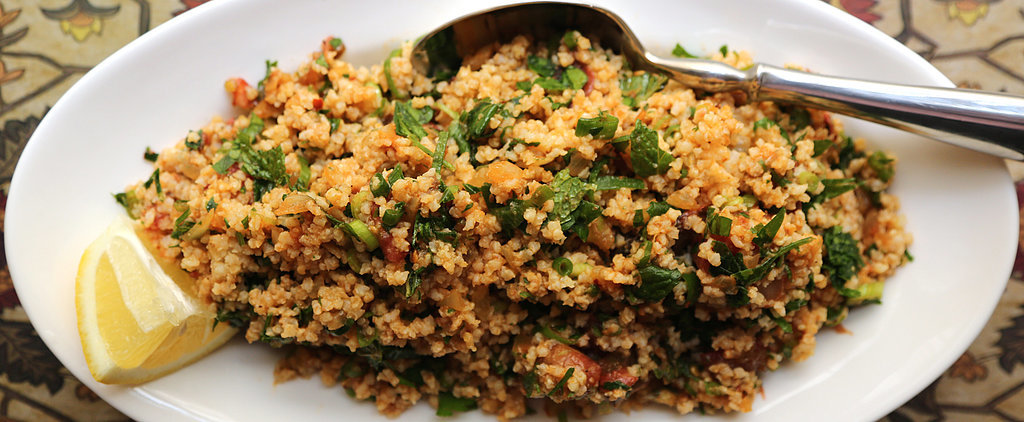 Try Gluten-Free Quinoa Tabbouleh For Extra Protein