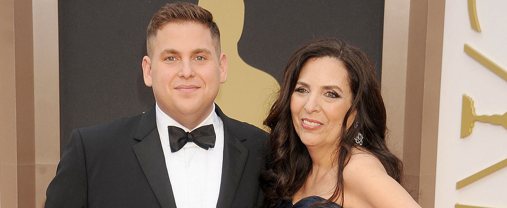 Jonah Hill's Mom Is Just Like Jonah Hill — and She Has Something to Tell You