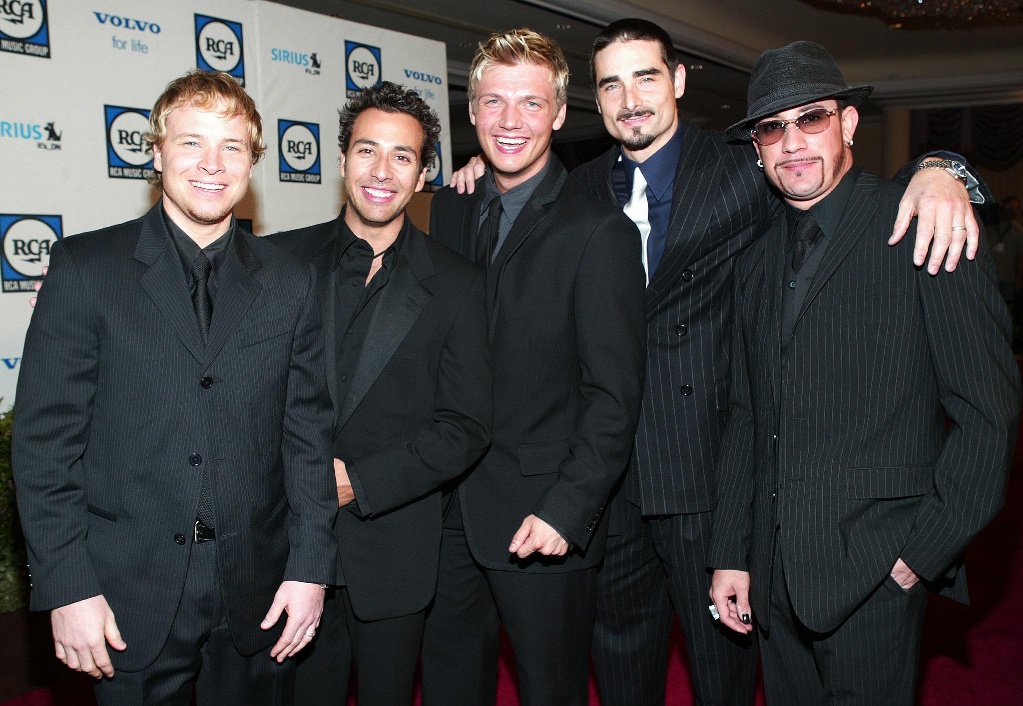 Ta-da! It's Backstreet Boys concert perfection.