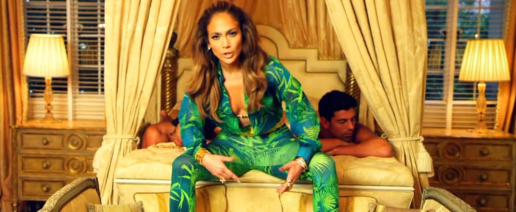 Did Jennifer Lopez Just Outdo Her Most Well-Known Versace Moment?