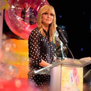 "Heidi Klum: ""I Try to Live My Bucket List"""