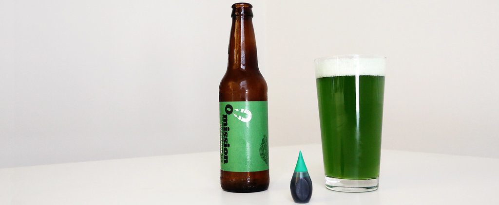 The Easiest Hack For Making Green Beer