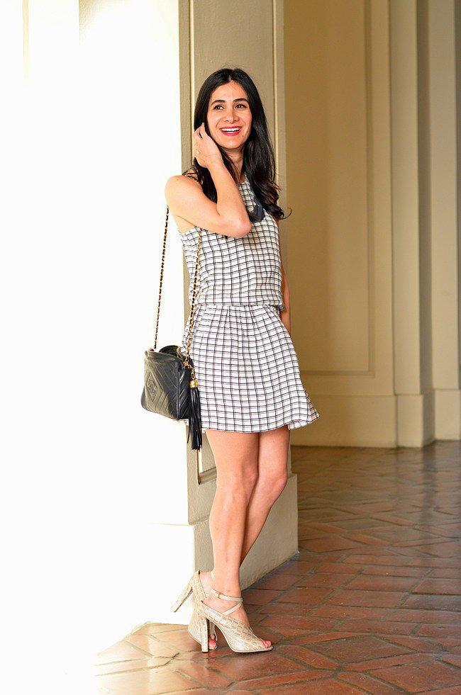 Congrats, AVintageSplendor! A Chanel crossbody is a girl's best friend.