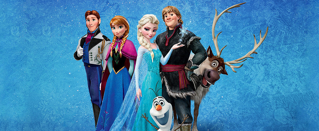 9 Signs You're the Parent of a Frozen Fan