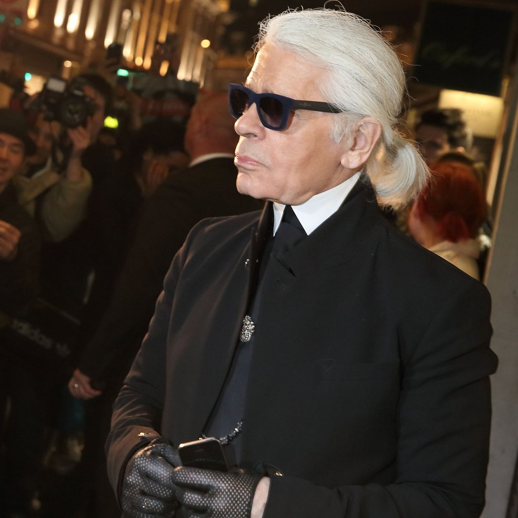 Karl Lagerfeld Now Has His Own Emojis
