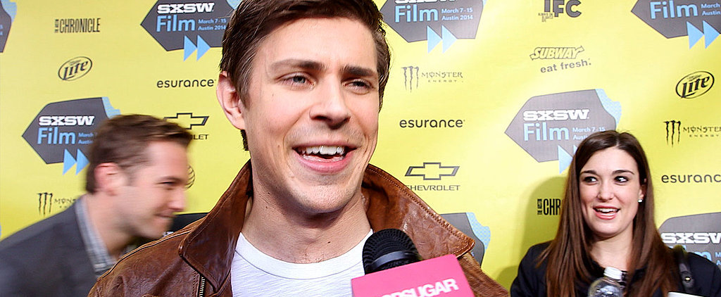 "Chris Lowell Promises ""Full Frontal Nudity"" in the Veronica Mars Movie"