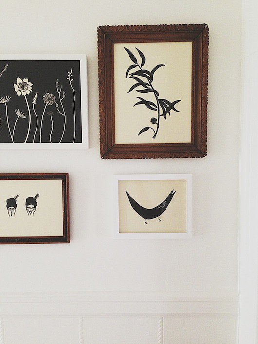 Art Wall Must: Jennifer Ament Prints