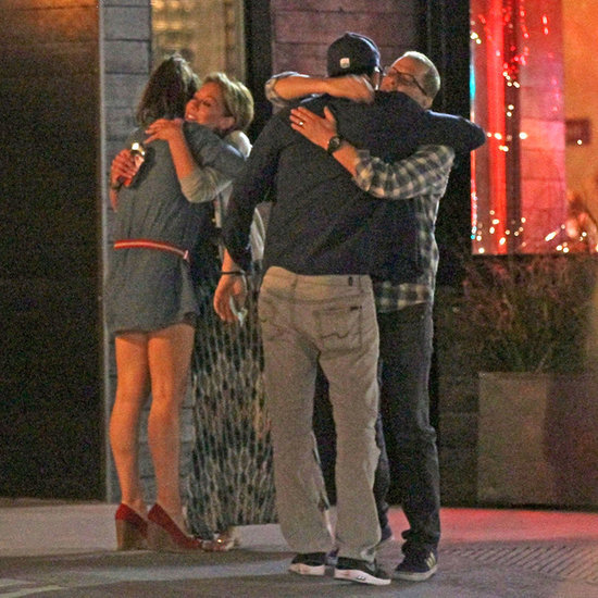 Ashton Kutcher And Mila Kunis Double Date With Jon Cryer