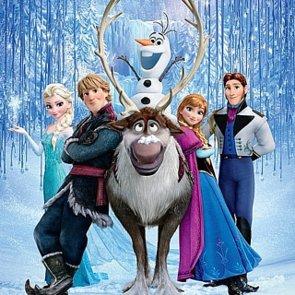 Kids Who Love Frozen