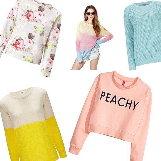 Music Monday Sweater Shopping