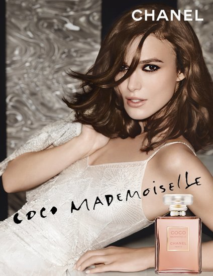 The New Keira Knightley For Chanel Campaign Is Here!