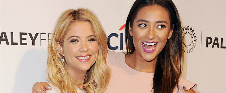 TV's Top Stars Show Off Bright Lips and Bronze Eyeshadow at PaleyFest