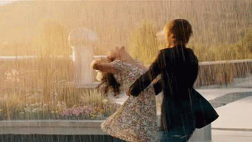 And Then They Spin in the Rain and Your World Collapses