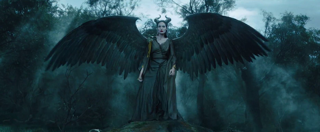 Whoa — Angelina Has Wings in This New Maleficent Teaser