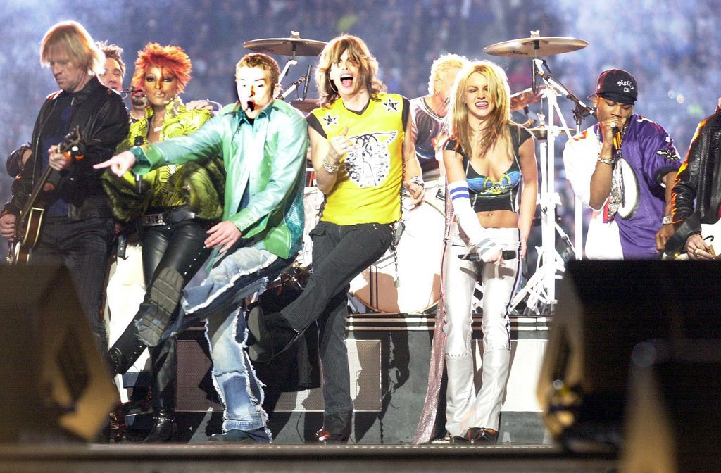 You Thought This Was the Best Super Bowl Halftime Show Ever