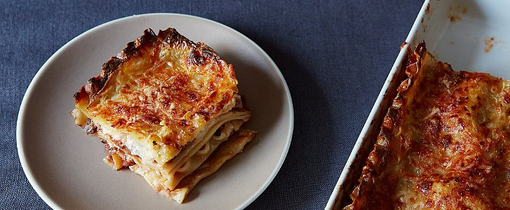 Bake Cheesy, Meaty Lasagna — Minus the Recipe