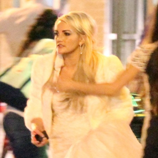 Jamie Lynn Spears Wedding Reception Pictures 2014
