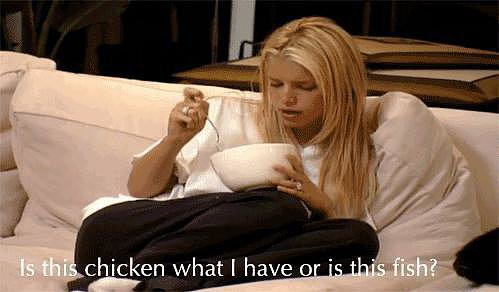 You Remember When Jessica Simpson Thought Tuna Was Chicken