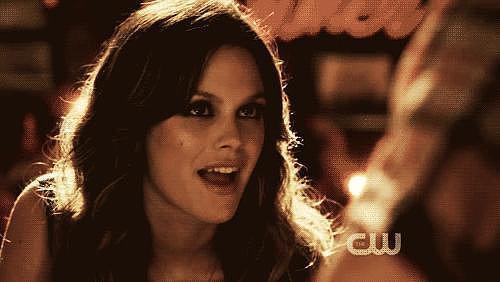 When Davina Flirts With Oliver