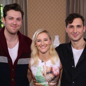 Christian Madsen and Ben Lloyd-Hughes Interview (Video)