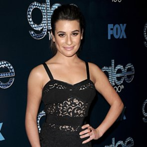 Glee Cast Pictures at 100th Episode Party