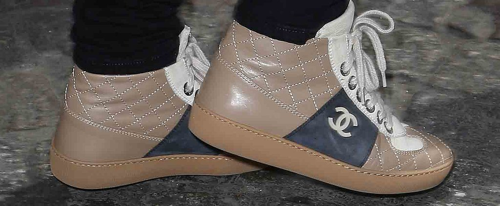 Who's Already Wearing Chanel Sneakers Will Surprise You