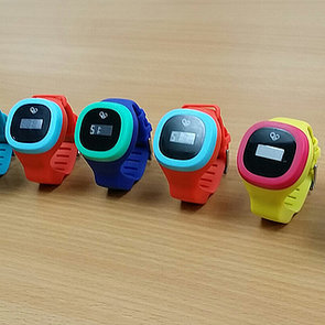 Kid-Friendly GPS Watch