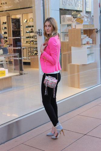 Trend Spotting in Pink