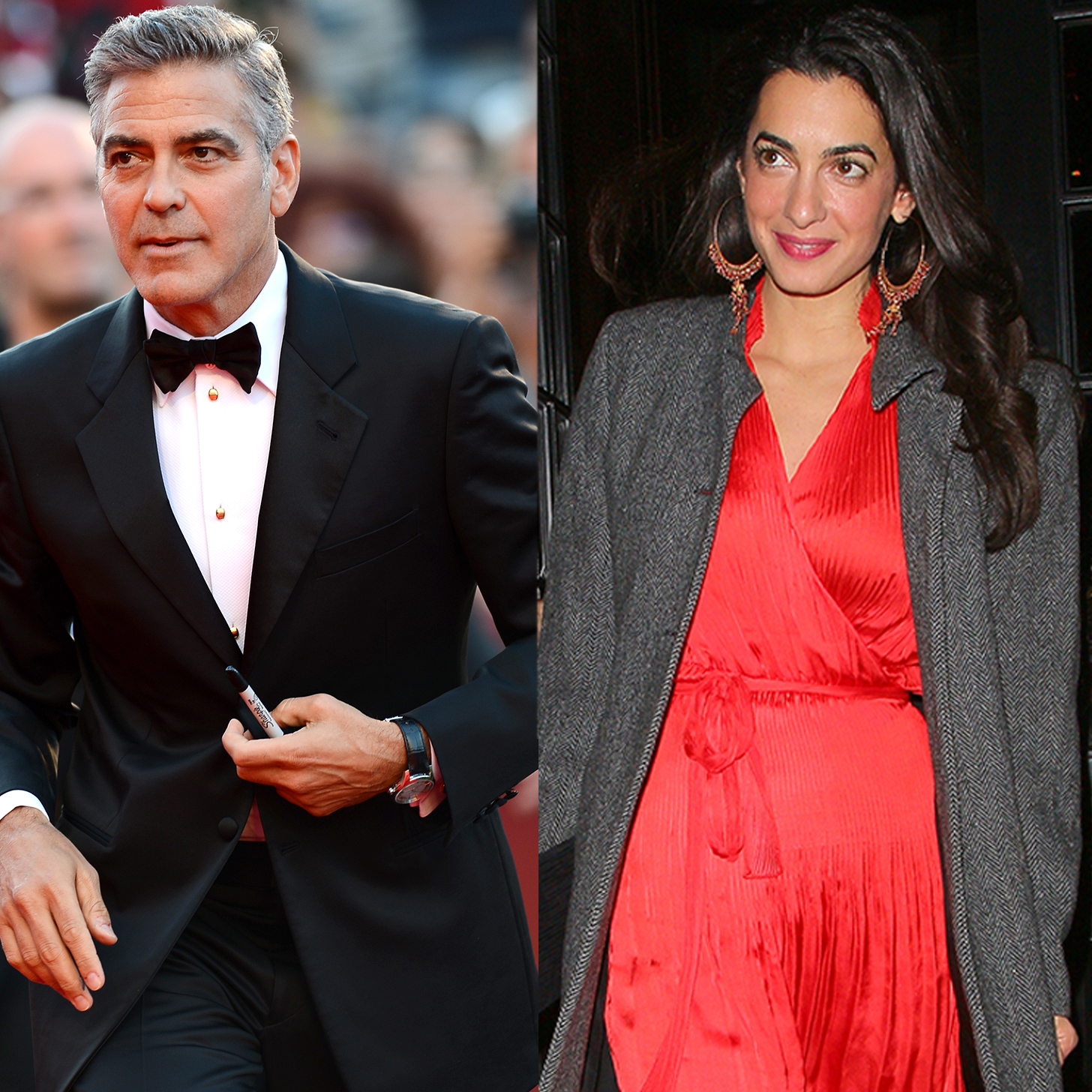 George clooney fiance age - photo#10
