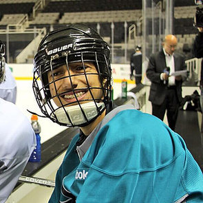 Sam Tageson's Make-A-Wish Story With the San Jose Sharks