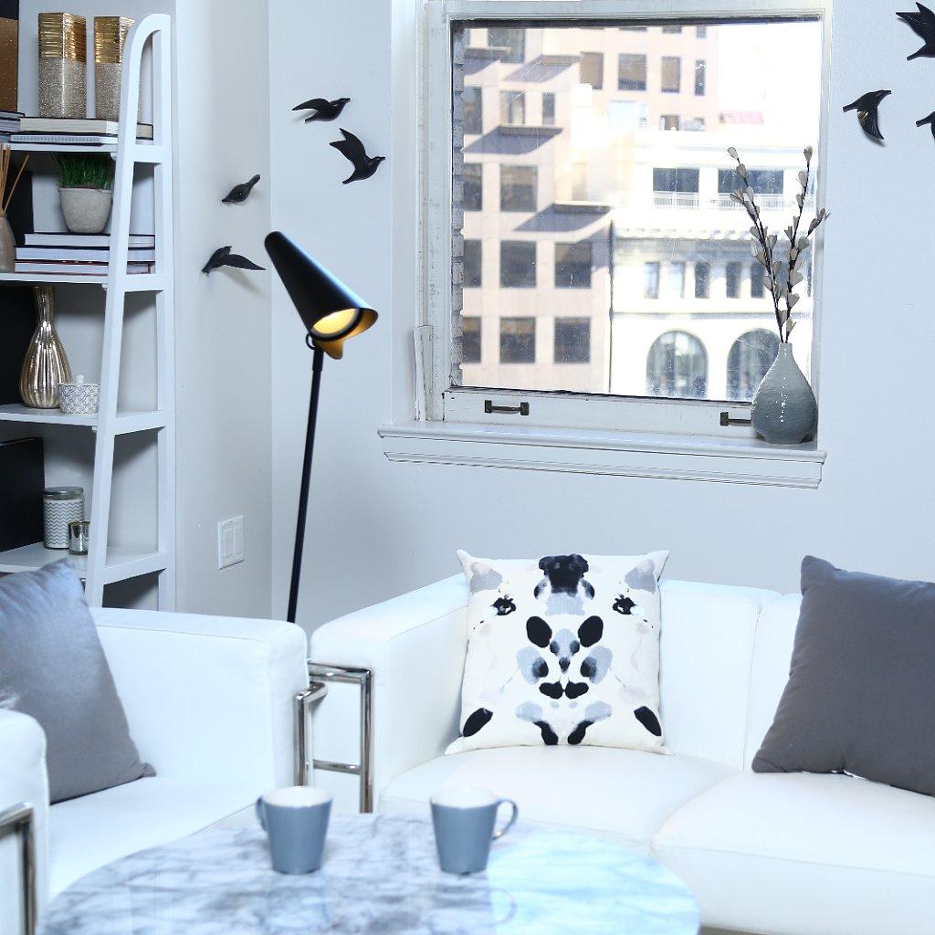 Futuristic Home Decor: Futuristic Decor Inspired By Divergent