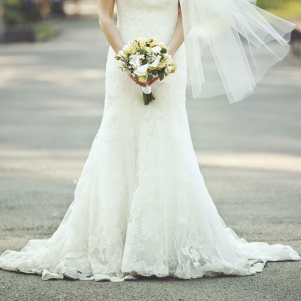 list ideas wedding dress after