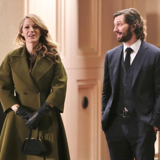 Blake Lively and Michiel Huisman Film The Age of Adaline