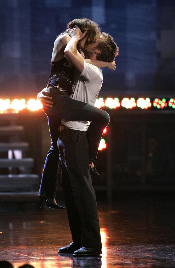 The Epic Ryan Gosling/Rachel McAdams Kiss at the MTV Movie Awards
