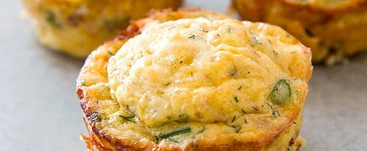Make These Over the Weekend: Muffin Frittatas