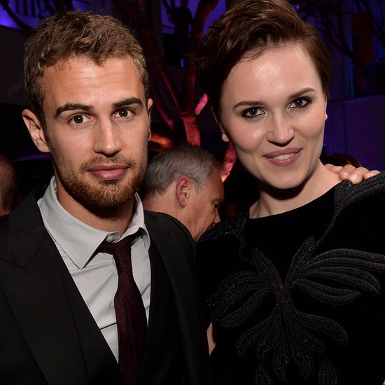 Veronica Roth Interview at Divergent Premiere | Video