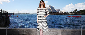 Get Stripe-Inspired by Emma Stone's Sydney Look