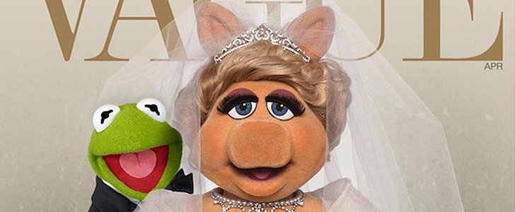 Are Miss Piggy and Kermit Trying to Steal Kim and Kanye's Spotlight?