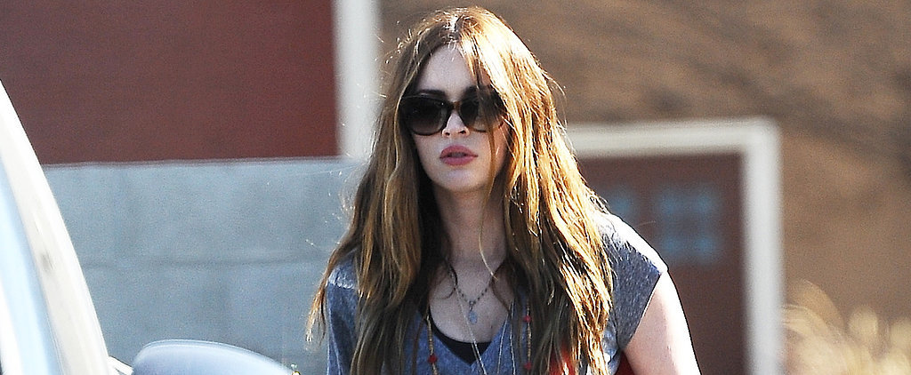 Megan Fox Is on the Move After Giving Birth