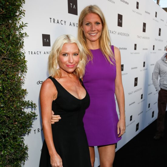 Tracy Anderson Dance Aerobics & Goop Interview