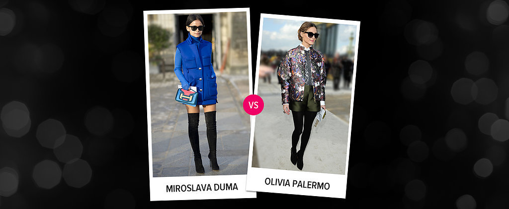 Cast Your Vote in the Street Style Final Two!