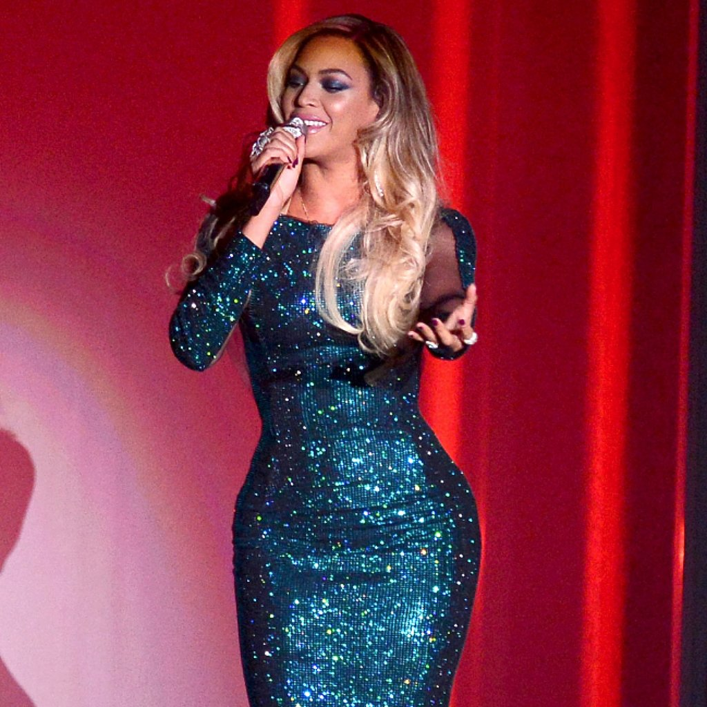 What Is Beyonce Wearing on Tour?
