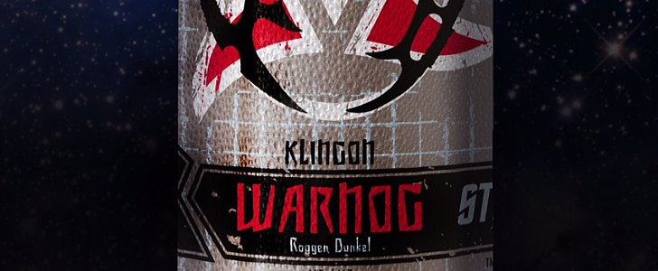 Star Trek Klingon Beer Is 100 Percent Real
