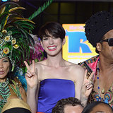 Anne Hathaway in Miami Rio 2 Premiere | Video