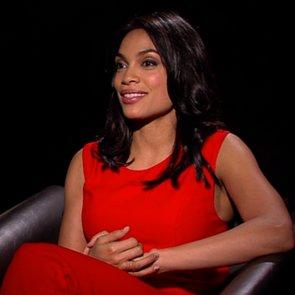 Rosario Dawson Interview About Cesar Chavez