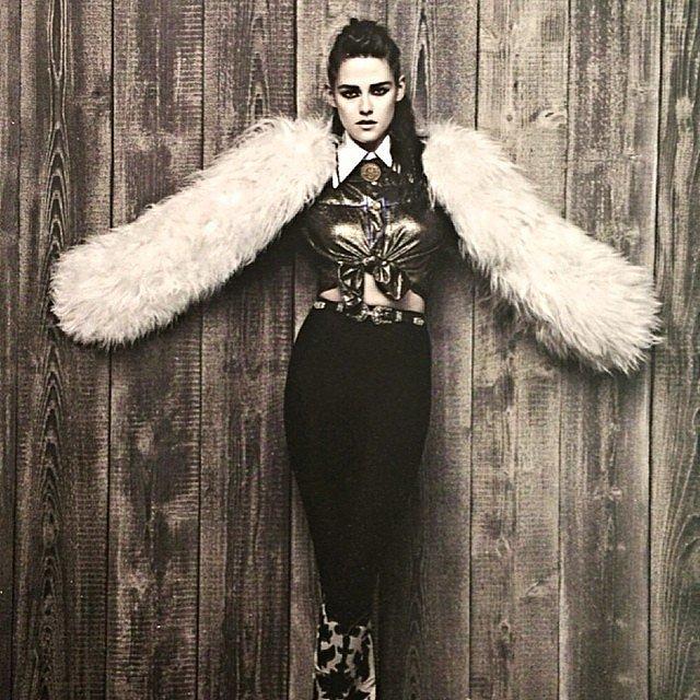 Kristen Stewart's Pre-Fall Chanel Campaign